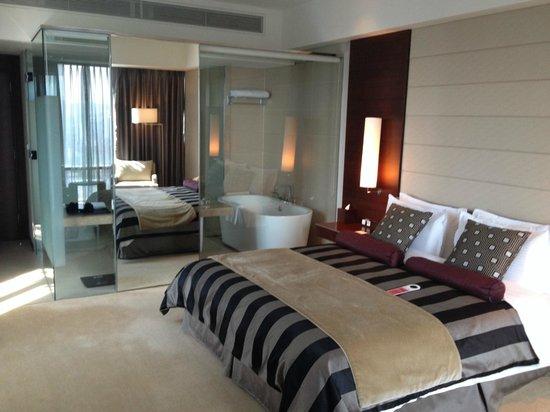 Ramada Plaza Suwon: Hotel Room