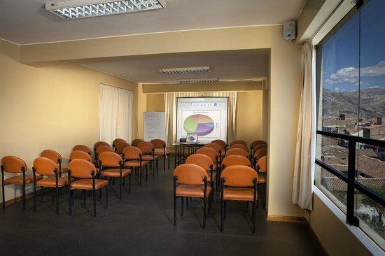 Arawi Pastoruri Hotel: Conference Room - 6th floor