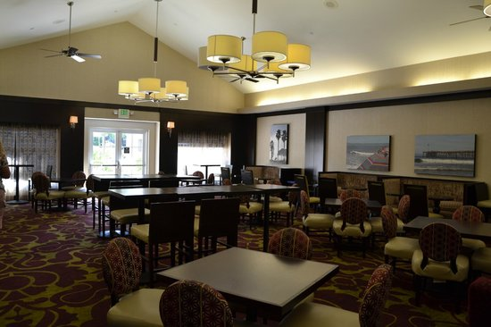Homewood Suites by Hilton Oxnard/Camarillo: Breakfast restaurant