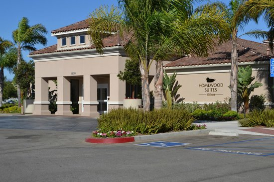 Homewood Suites by Hilton Oxnard/Camarillo: Entrance