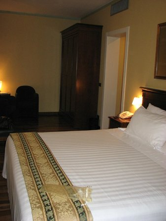 Grand Hotel Des Arts : 3-х местный номер
