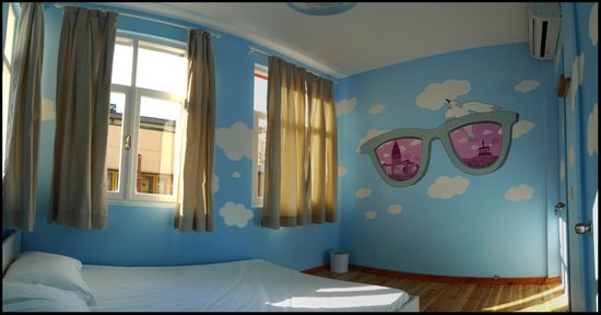 Noah's Hostel: Sky room