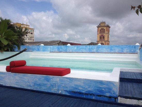 La Passion Hotel Lounge : Piscine