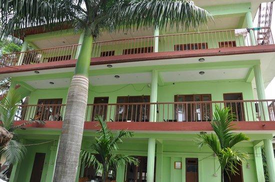 Jungle Wildlife Camp: Hotel