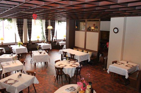 Relais Diane : restaurant
