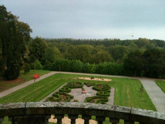 Lyrath Estate Hotel & Spa: Rose Garden
