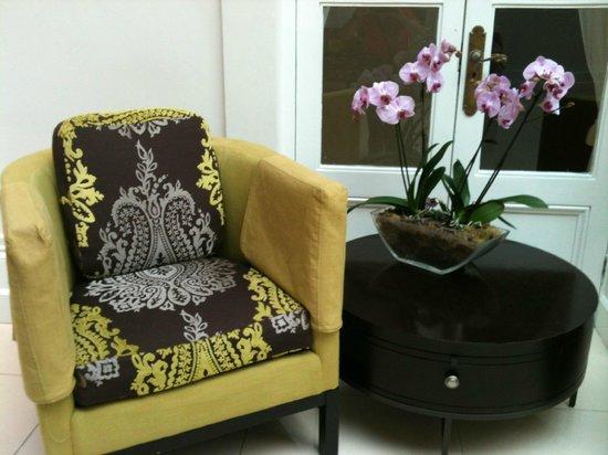 Lyrath Estate Hotel & Spa: Modern furnishing in a historic setting