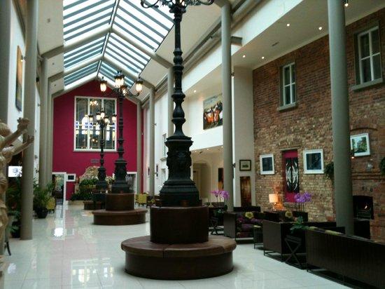 Lyrath Estate Hotel & Spa: Main reception area