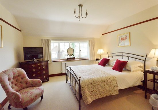 Fourwinds: Double room with King size bed
