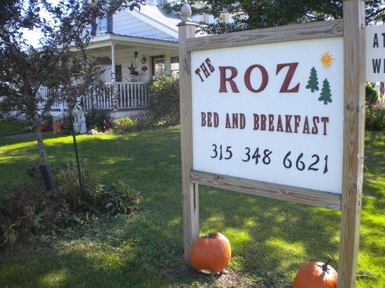 The Roz Bed & Breakfast : www.theroz.com