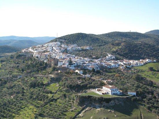 CASA VESTA: Aerial View