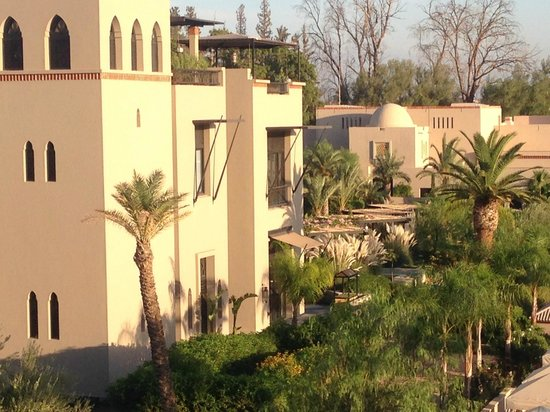 Four Seasons Resort Marrakech : another view from room.