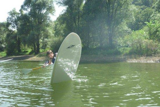 Terre et Riviere d'Olt: Freestyle en paddle