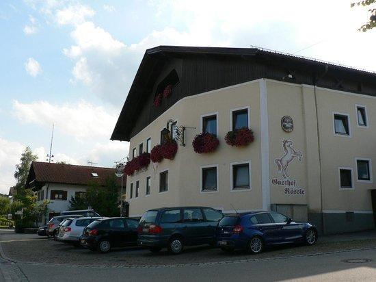 Gasthof Rössle: Отель