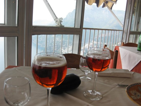 Ristorante Santa Croce: Lunch with a view