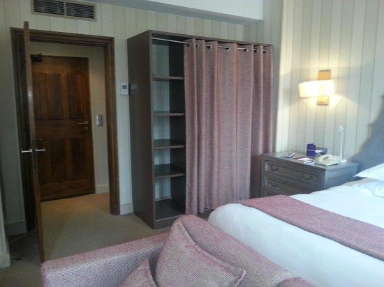 Hotel Cezanne: Particolare della suite 201