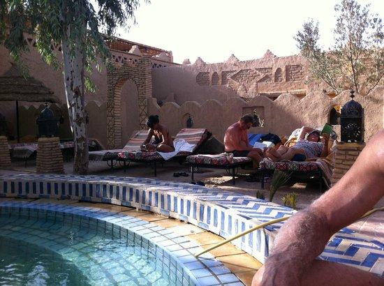 Hotel Kasbah Mohayut: in piscina