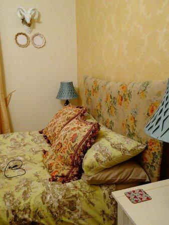 Staveley House: Double en-suite