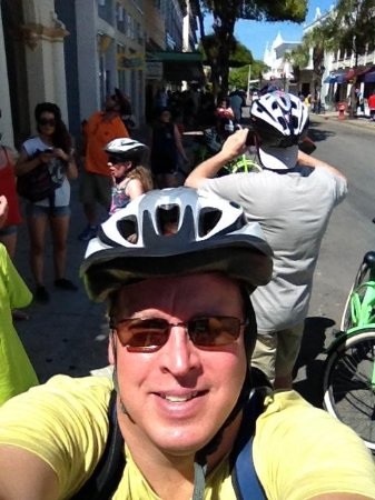 Key Lime Bike Tours : The tour