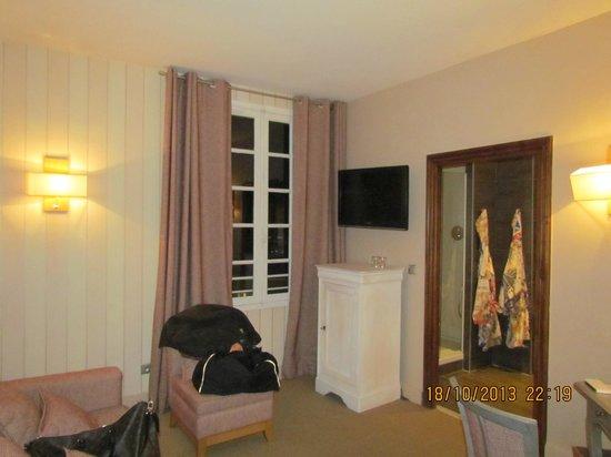 Hotel Cezanne: Suite 201 - particolare