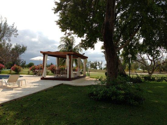 Las Gaviotas Hotel+Rent Aparment: Gazebo