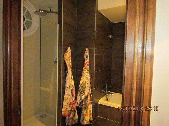 Hotel Cezanne : Suite 201 - Bagno