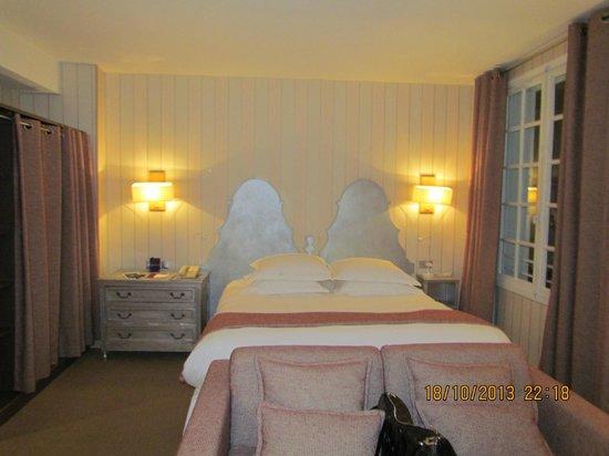 Hotel Cezanne: Suite 201 - zona notte