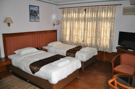 Potala Guest House: Deluxe Twin Room