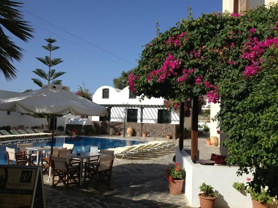 Hotel Mathios Village: the second pool