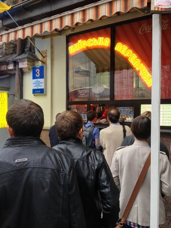 Kyivska Perepichka: Popular