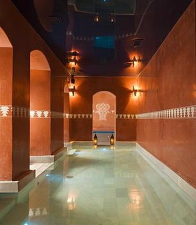 Hammam Andalusi Arabic Baths: A Look Inside