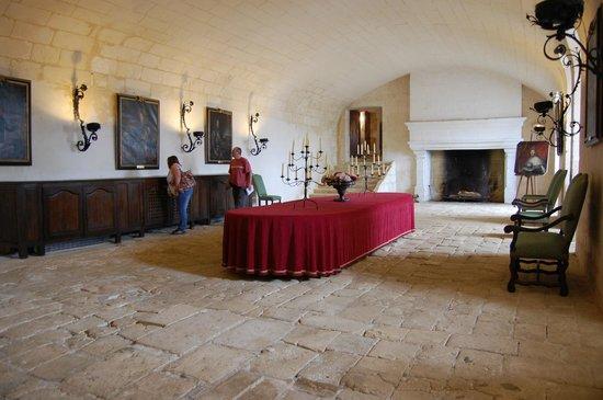 Fabulous Dining Room Picture Of Chateau De La Rochefoucauld Tripadvisor