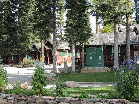 Paradise Lodge & Bungalows: original bungalows