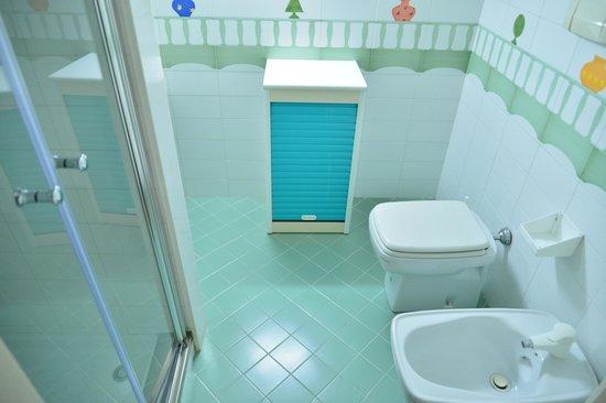 Mali - Bed & Breakfast: Toilette con doccia