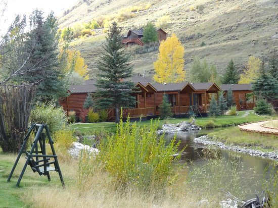 Rustic Inn Creekside Resort and Spa at Jackson Hole : Rustic Inn