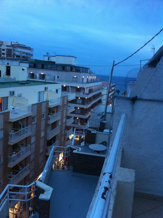 Estudios Benidorm : View from balcony