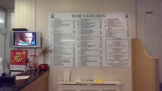 Wok's Kitchen
