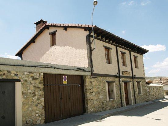 Villanueva de Arriba, Spanien: Fachada