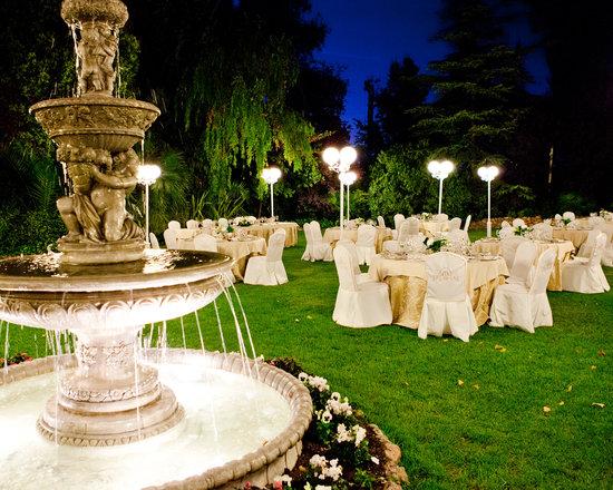 Foto de fuentearcos madrid jard n los arcos tripadvisor for Arcos de jardin