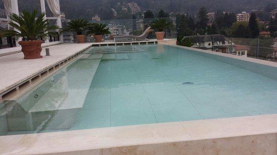 La Palma Hotel: Rooftop pool