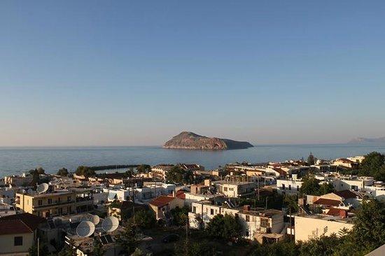 Platanias Palace: Utsikt