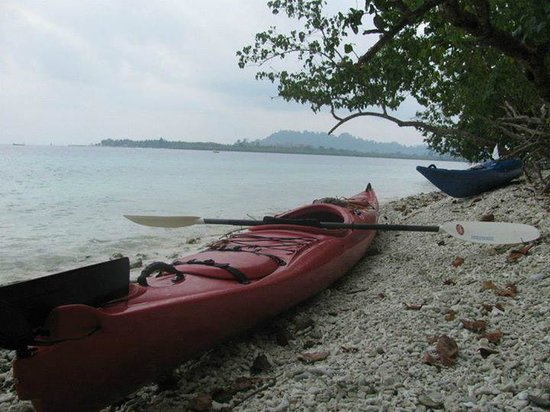 South Andaman Island, Ấn Độ: KaYaK with TaNaZ