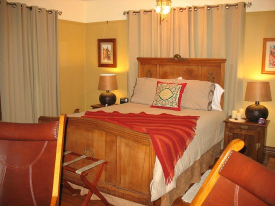 Texas White House Bed and Breakfast: Tejas Room