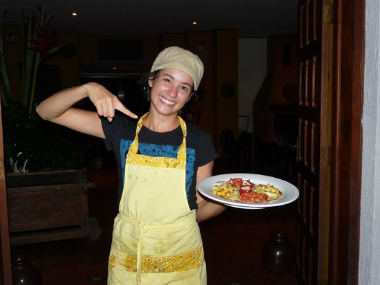 Hotel Posada Canal Grande : Super Elizabeth !