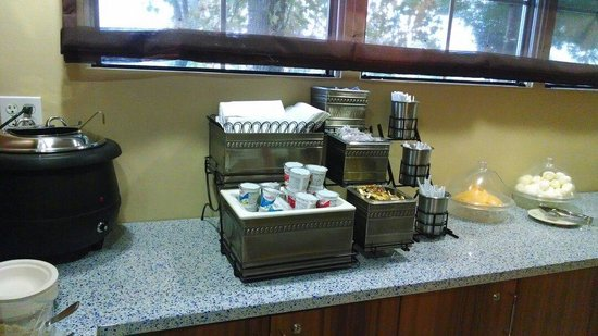 Hotel Indigo Napa Valley: Breakfast