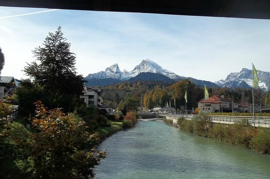 Crowne Plaza Hotel Salzburg - The Pitter: Berchtesgaden - not to be missed!