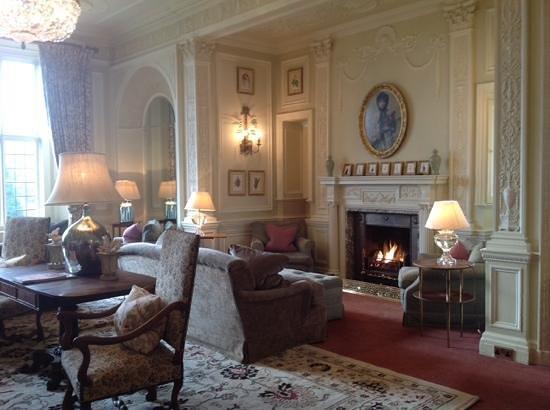 Bovey Castle Hotel: comfy lounge