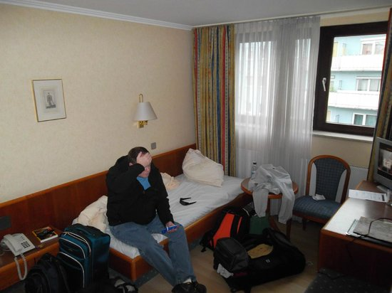 Hotel Carmen: Double Room