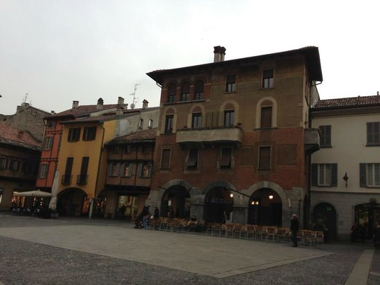 Palace Hotel: Como town