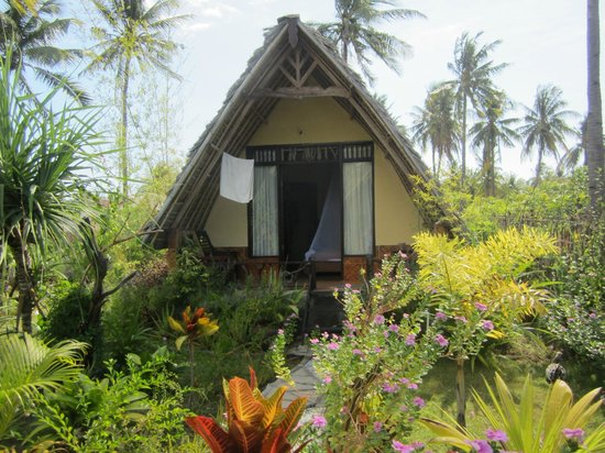 Tropicana Bungalows: The Tropicana Bungalow we stayed